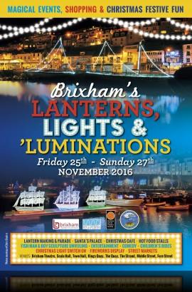 Brixham's Winter Festival - Saturday 26 November