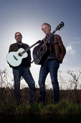 Brooks Williams & Boo Hewerdine - 'State of the Union'  - Sunday 24 September 7.30 pm