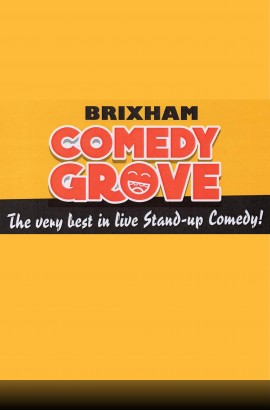 Brixham Comedy Grove - Saturday 4 March 2017  8pm