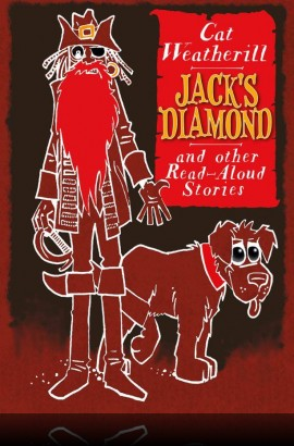 Cat Weatherill with 'Jack's Diamond & Other Salty Stories'  - Saturday 29 April 10 am at Brixham Library