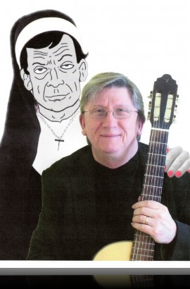 'The Lost Will & Testament of Jake Thackray' - Saturday 14 October 7.30 pm