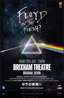 Floyd in the Flesh Returns - Friday 28 July 7.30 pm