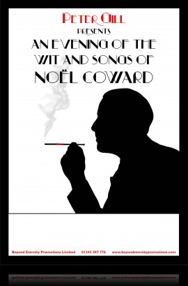 The Wit and Songs of Noel Coward 17th April