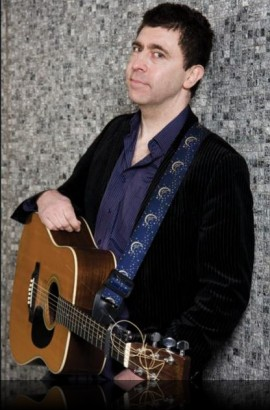 'Folk Rapper' Pete Morton, supported by Kadia - Friday 21 July 7.30 pm