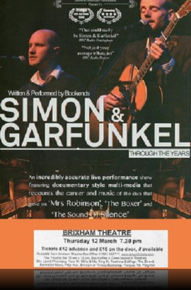 Simon & Garfunkel - 12th March