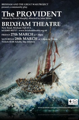 The Provident - 7:30pm 28th March