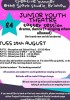 Youth Theatre Taster Sessions at The Spark - Tuesday 25 August 2020