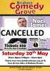 Brixham Comedy Gove - Saturday 20 May 8 pm
