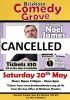 Brixham Comedy Gove - Saturday 20 May 8 pm