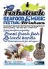 BATS Stand at Fishstock - Saturday 9 September 2017 10.00 to 17.00