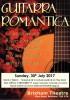 Robert Drury performs 'Guitarra Romantica' --Sunday 30 July 7.30 pm
