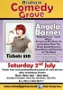 Brixham Comedy Grove - Saturday 2 July 8 pm