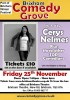Brixham Comedy Grove - Friday 25 November 8 pm