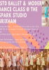 Ballet & Dance classes at The Spark - Saturday mornings